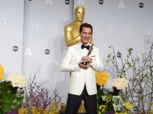 Matthew McConaughey pic