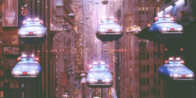 Flying Police Cars inthefuture.wordpress.com-