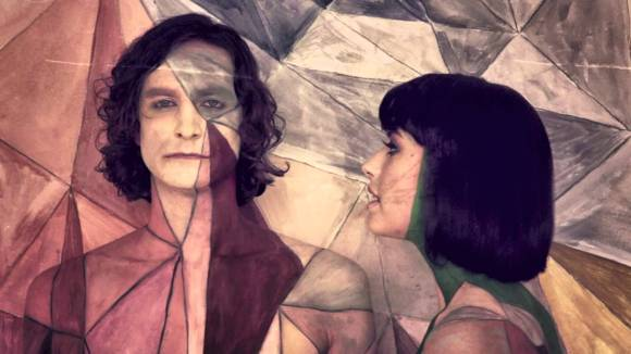 Video of Gotye and Kimbra singing 'Somebody that I used to know'